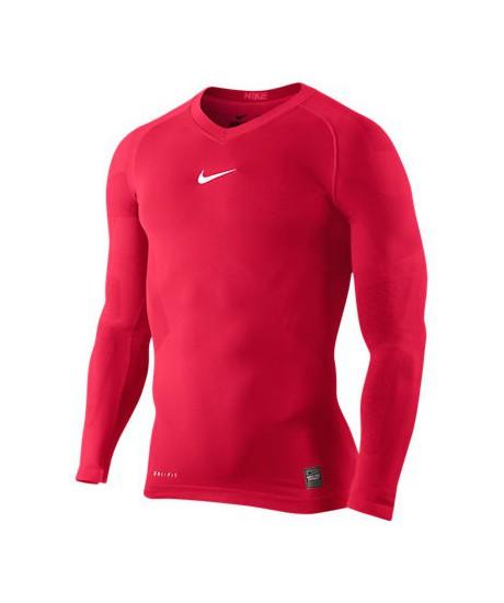 Baselayer Nike Pro Rouge
