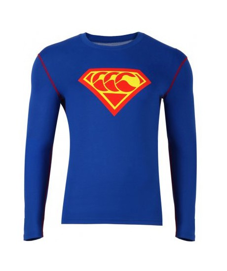 Baselayer junior Canterbury Superman