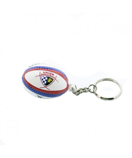Porte clefs Gilbert  Union Bordeaux Bègles