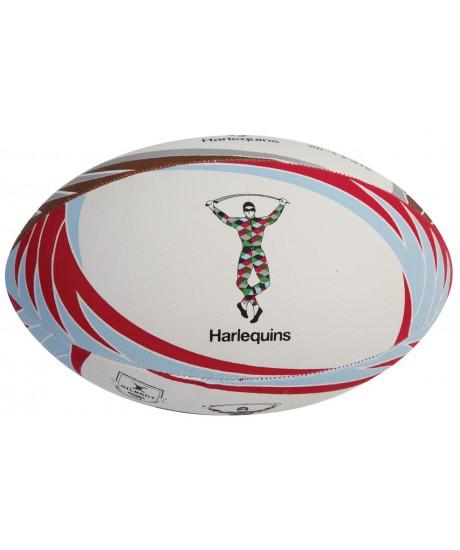 Ballon rugby Gilbert supporter Harlequins