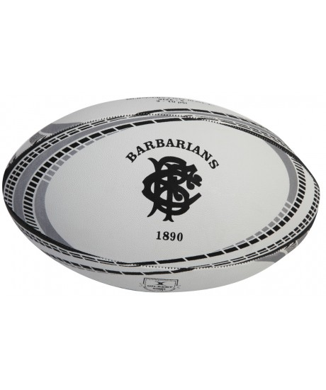 061a1bad75b3a Ballon rugby Gilbert supporter Barbarians - Esprit Rugby