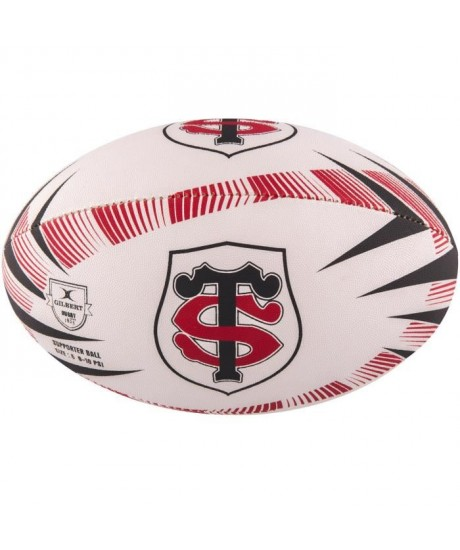Ballon rugby Gilbert supporter Stade Toulousain
