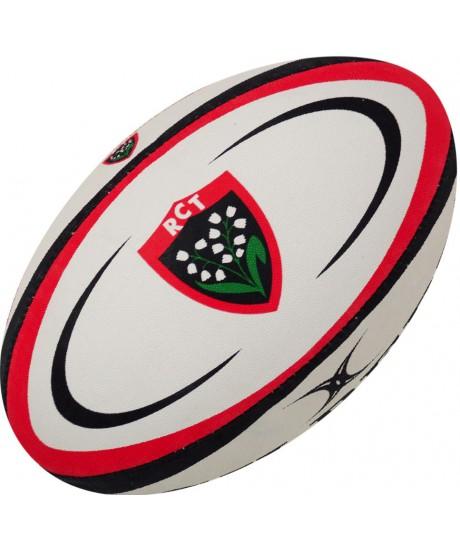 Ballon rugby Gilbert réplica Toulon