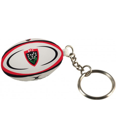 Porte clefs rugby Gilbert RC Toulon