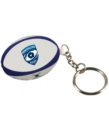 Porte clefs Gilbert Montpellier Rugby