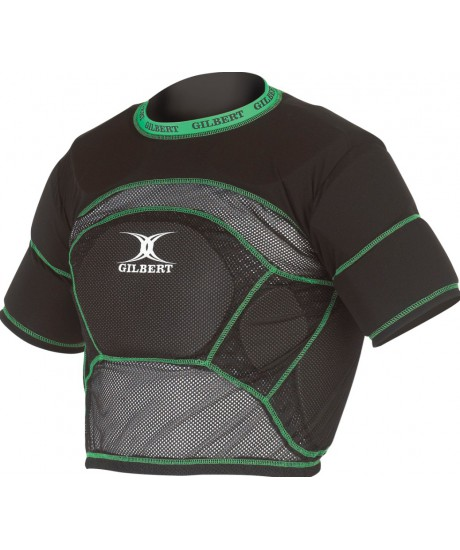 Épaulière rugby Gilbert Junior S14 charger