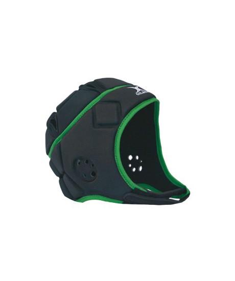 Casque Gilbert Junior Attack noir / vert