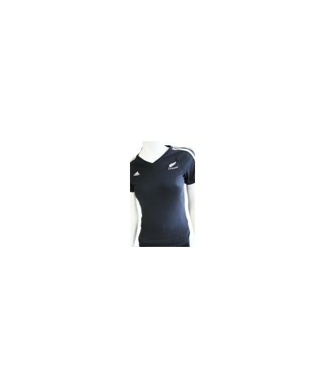 Tee shirt femme All Blacks Adidas