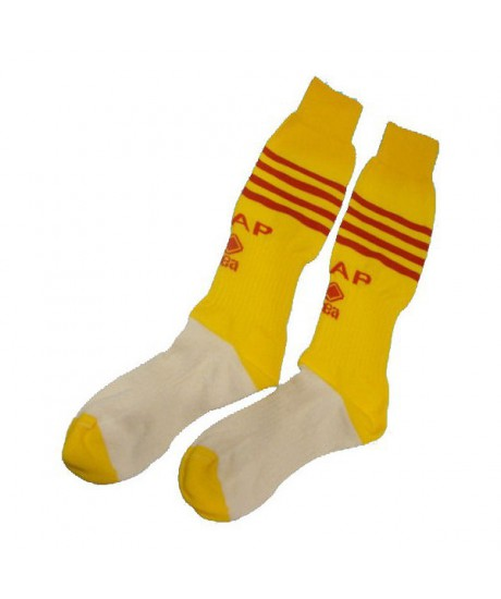 Chaussettes rugby USAP Jaune Errea