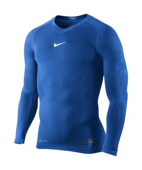 Baselayer Nike pro Bleu royal