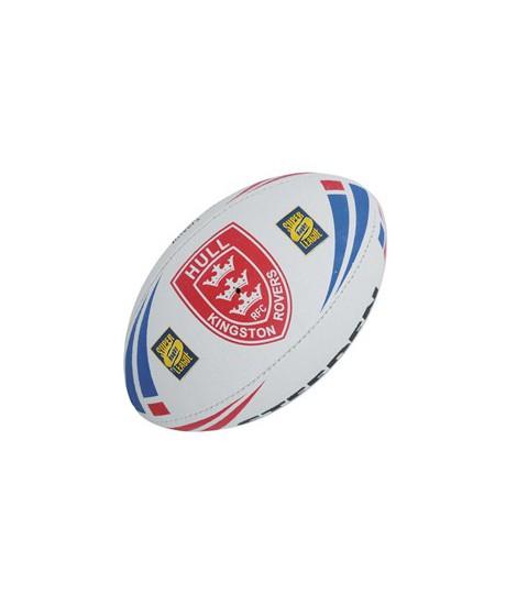 Ballon rugby Steeden réplica Hull KR