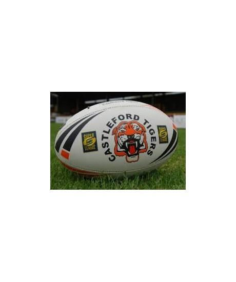 Ballon rugby Steeden  CASTLEFORD TIGERS