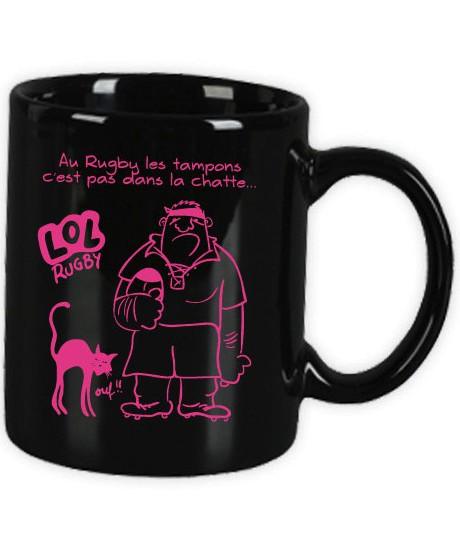 """Mug """"Au Rugby """""""