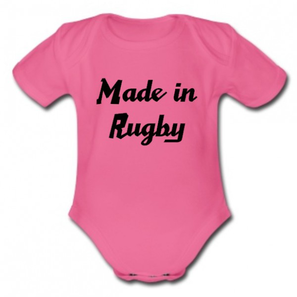 body b b made in rugby rose noir esprit rugby. Black Bedroom Furniture Sets. Home Design Ideas