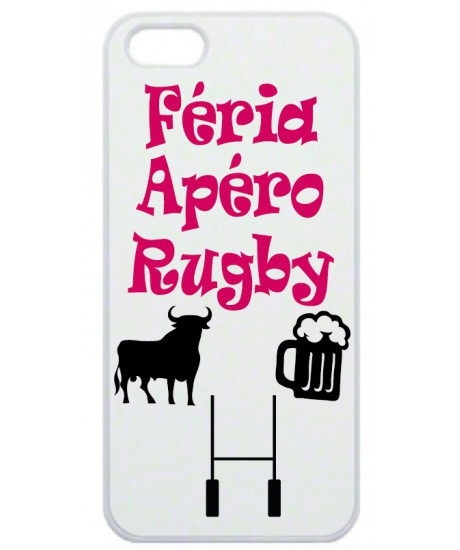 coque smartphone f ria esprit rugby. Black Bedroom Furniture Sets. Home Design Ideas