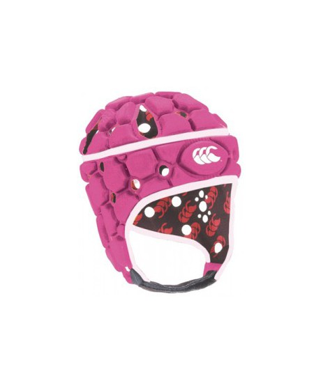 Casque Canterbury Rose