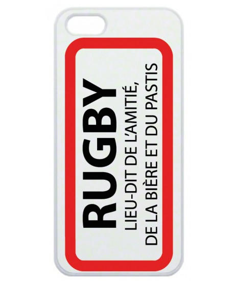 """Coque Smartphone """"Ville Rugby"""""""