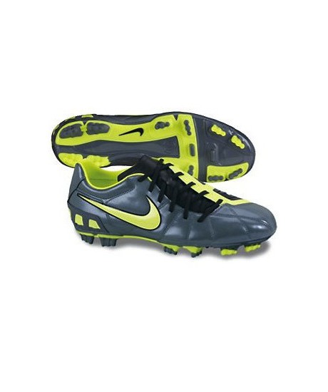 Nike total 90 shoot III FG Gris/jaune