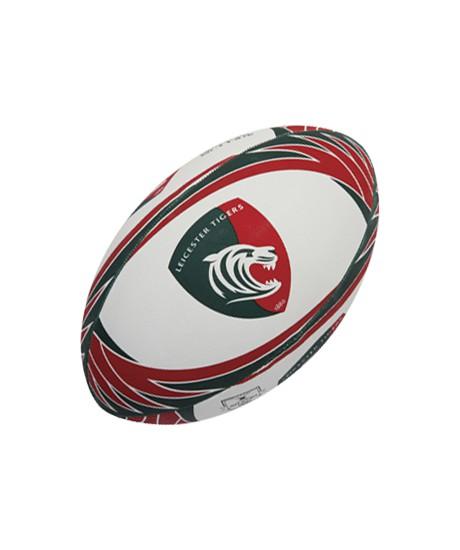 Ballon rugby Gilbert supporter Leicester