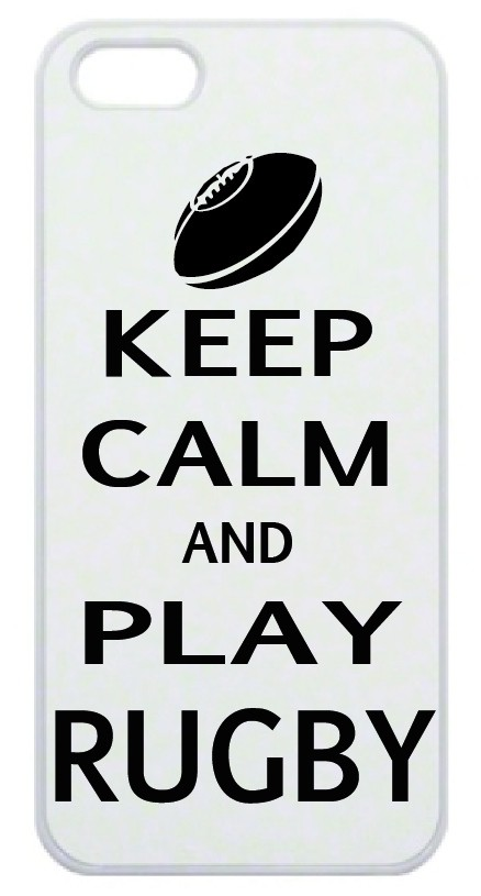 coque smartphone keep calm and play rugby esprit rugby. Black Bedroom Furniture Sets. Home Design Ideas