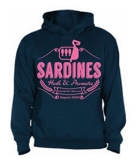 Sweat Sardines 2 Navy