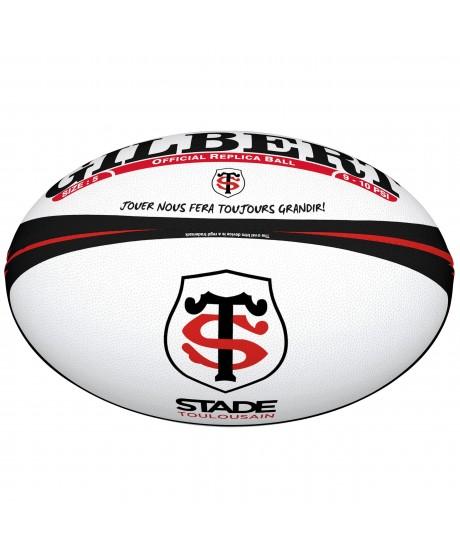 Ballon rugby Gilbert Réplica Stade Toulousain
