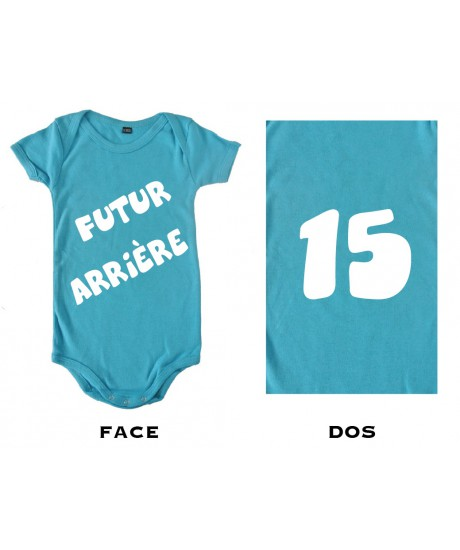 Body bébé Futur Arrière 15