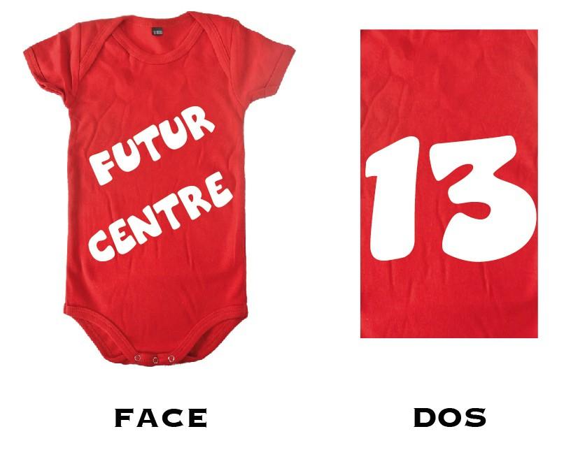 centre body: