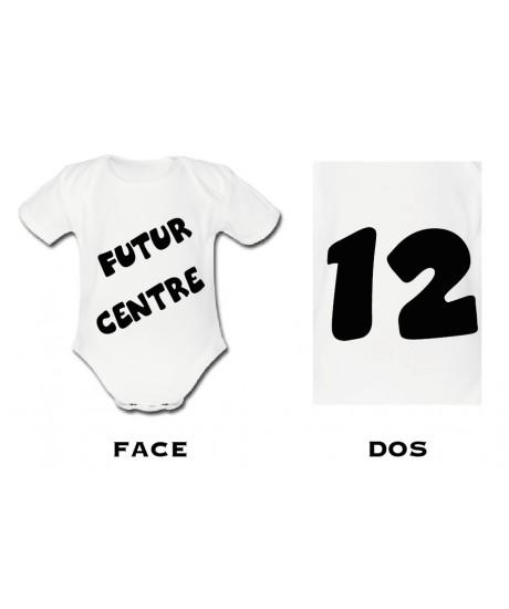 Body bébé Futur Centre 12