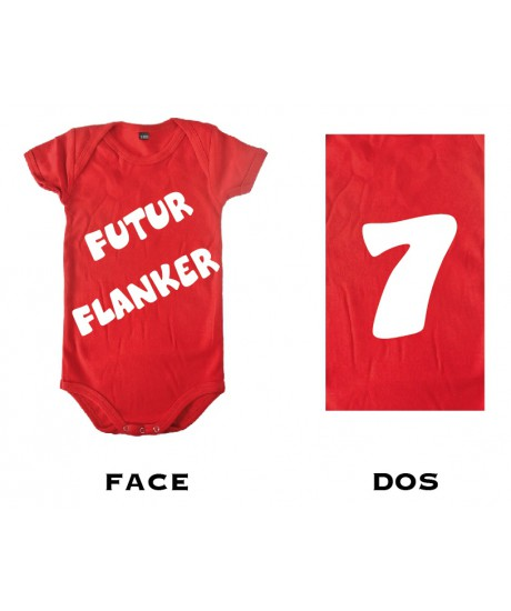 Body bébé Futur Flanker 7