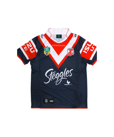 Maillot Roosters Domicile 2014