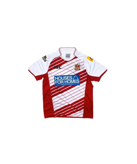 Maillot Wigan ISC XIII
