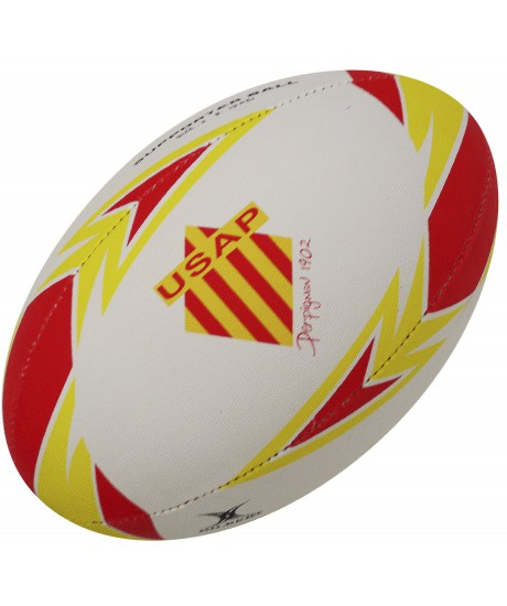 Ballon rugby Gilbert supporter USAP
