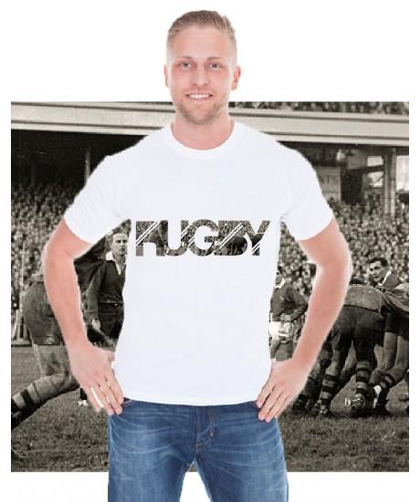 Tee Shirt Rugby Originals Vintage