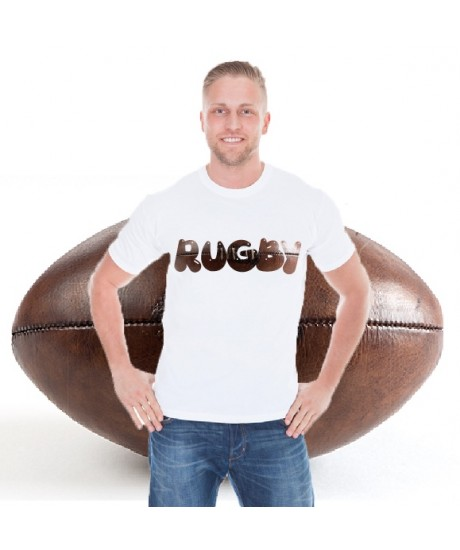 Tee Shirt Rugby Originals Ball