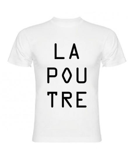 Tee Shirt Frenchie La Poutre
