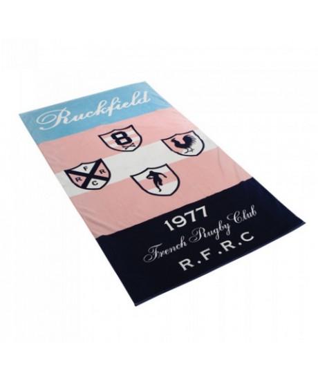 drap de plage ruckfield esprit rugby. Black Bedroom Furniture Sets. Home Design Ideas