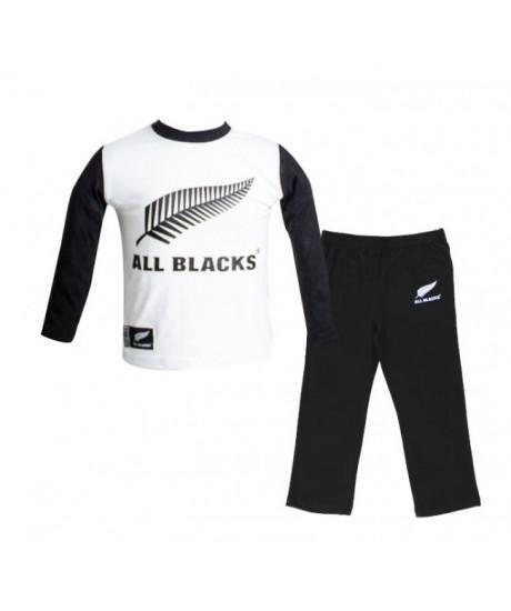 Pyjama All Black Junior