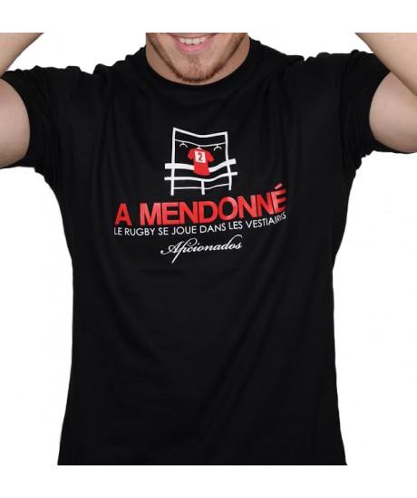 "Tee shirt Aficionados ""VESTIAIRE 2"" Noir"