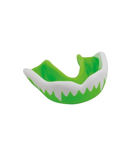 Protège dents Junior Gilbert Viper Vert / Blanc