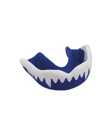Protège dents Junior Gilbert Viper Bleu / Blanc