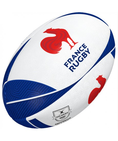 Ballon rugby Gilbert Supporter France