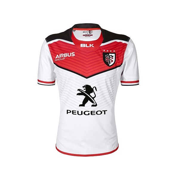 maillot blk stade toulousain 2016 2017 away esprit rugby. Black Bedroom Furniture Sets. Home Design Ideas