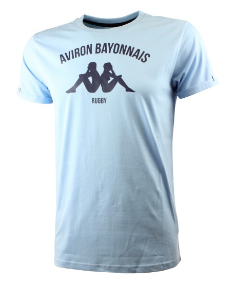 Tee shirt Kappa Ginola Aviron Bayonnais