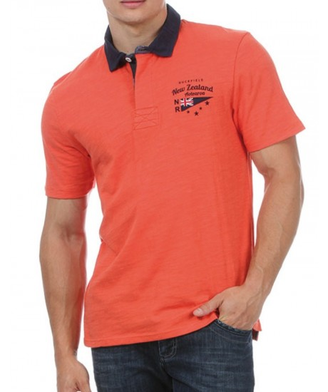 Polo Ruckfield Orange Rugby