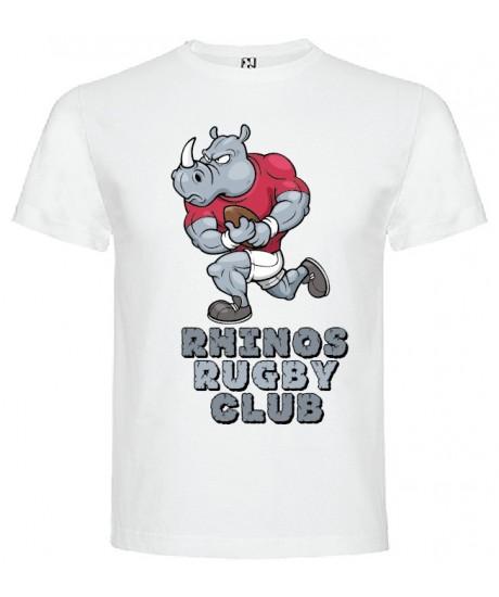 Tee shirt bébé Rhinos Rugby Club