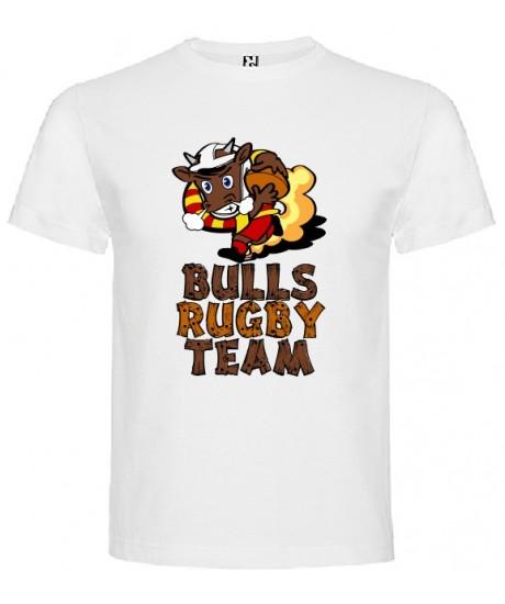 Tee shirt bébé Bulls Rugby Team