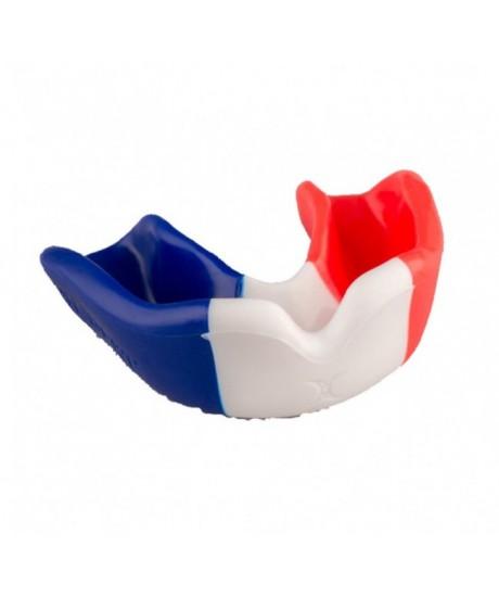Protège dents Senior Gilbert Viper Bleu Blanc Rouge
