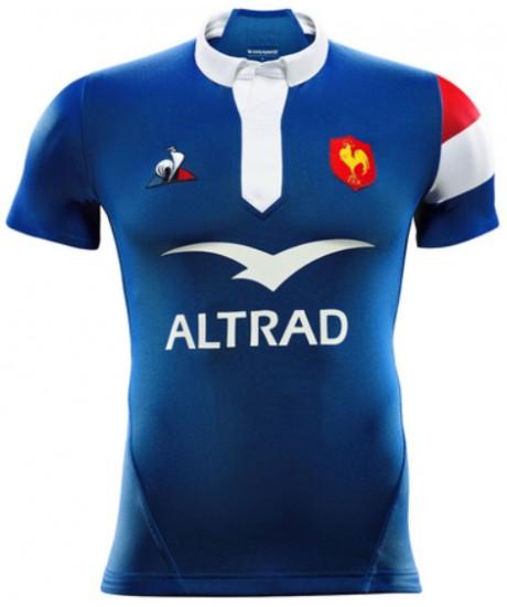 MAILLOT XV DE FRANCE 2018-2019
