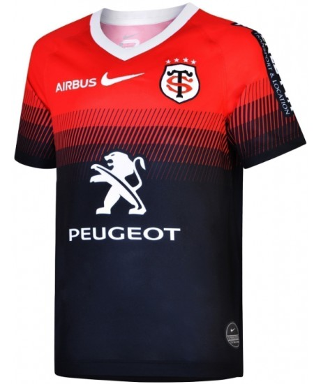 Maillot Rugby Homme Domicile Stade Toulousain 2019/2020 - Nike